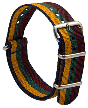 Duke of Lancaster's Regiment G10 Watch Strap - regimentalshop.com