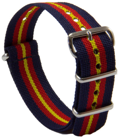 Royal Anglian Regiment  G10 Watchstrap
