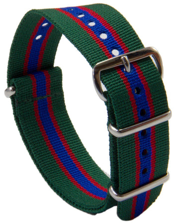 Royal Irish Regiment G10 Watch Strap - regimentalshop.com