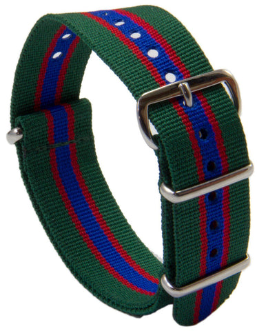 Royal Irish Regiment G10 Watchstrap