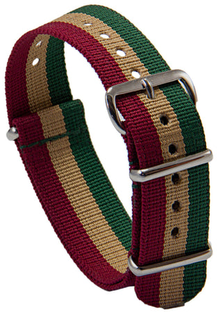 Mercian Regiment G10 Watch Strap - regimentalshop.com