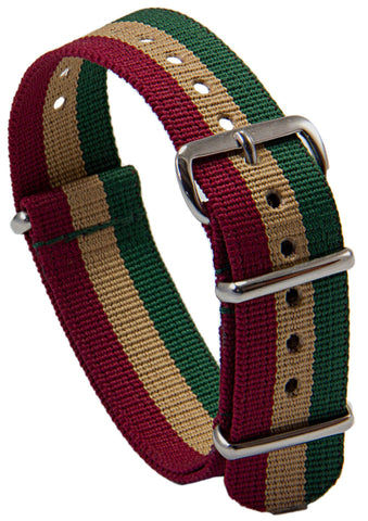 Mercian Regiment G10 Watchstrap