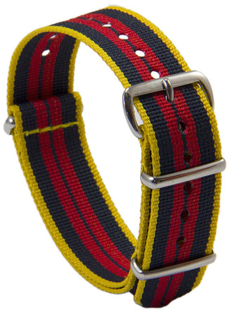Royal Logistic Corps G10 Watch Strap - regimentalshop.com