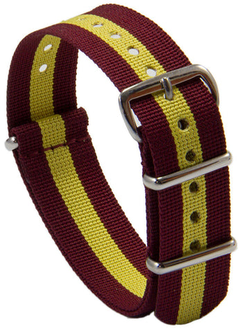 Royal Regiment of Fusiliers G10 Watchstrap