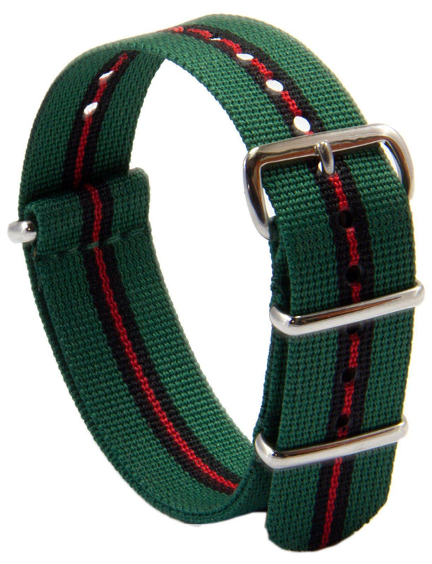 Yorkshire Regiment G10 Watch Strap - regimentalshop.com