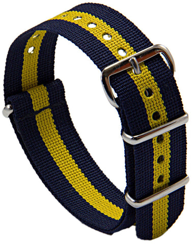 Princess of Wales's Royal Regiment G10 Watch Strap - regimentalshop.com