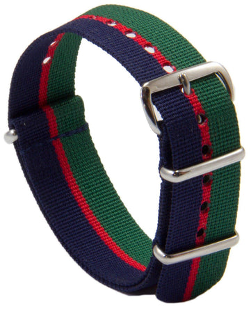 Royal Welsh G10 Watch Strap - regimentalshop.com