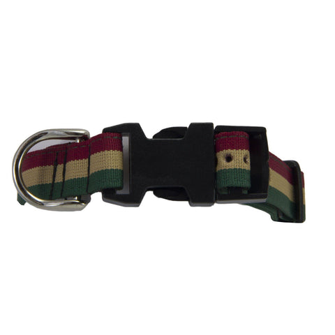 Mercian Regiment Dog Collar