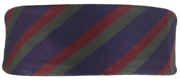 Black Watch Silk Non Crease Cummerbund - regimentalshop.com