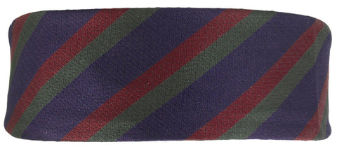 Black Watch Silk Non Crease Cummerbund