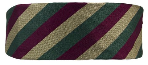 Mercian Regiment Silk Non Crease Cummerbund