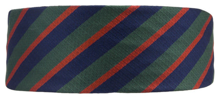Royal Irish Regiment Silk Non Crease Cummerbund - regimentalshop.com