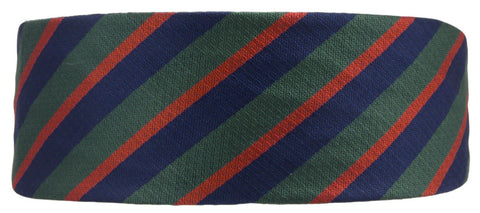 Royal Irish Regiment Silk Non Crease Cummerbund