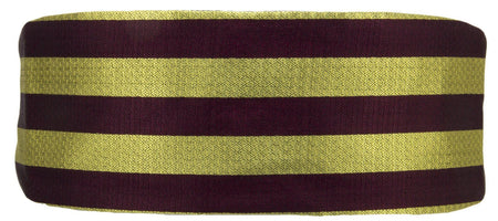 Royal Regiment of Fusiliers Silk Non Crease Cummerbund - regimentalshop.com