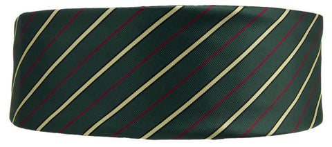 South Staffordshire Regiment Polyester Cummerbund