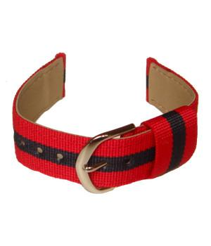 Adjutant General's Corps Two Piece Watchstrap