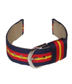 Royal Anglian Regiment Two Piece Watch Strap - regimentalshop.com