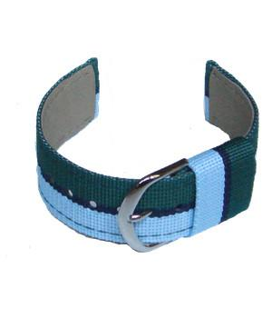 Royal Corps of Signals Two Piece Watch Strap - regimentalshop.com