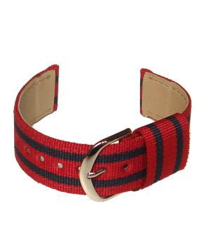 Royal Engineers Two Piece Watch Strap - regimentalshop.com