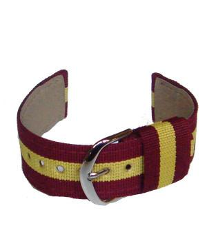 Royal Regiment of Fusiliers Two Piece Watchstrap