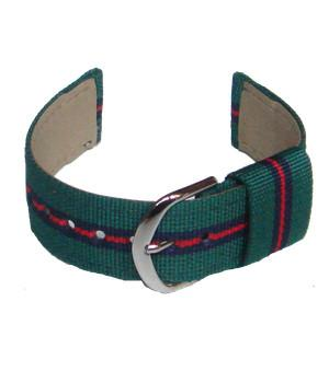 Yorkshire Regiment Two Piece Watch Strap - regimentalshop.com