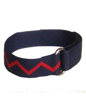 Royal Artillery Sports Watch Strap - regimentalshop.com