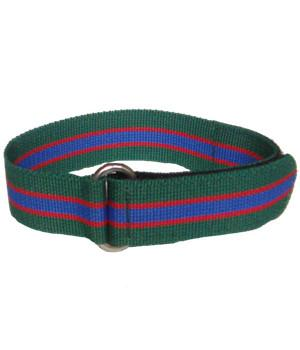 Royal Irish Regiment Sports Watchstrap