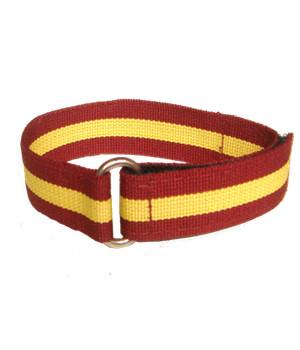 Royal Regiment of Fusiliers Sports Watch Strap - regimentalshop.com