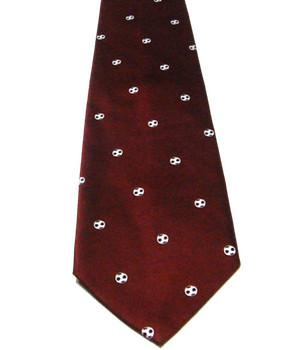 Football  Silk Tie