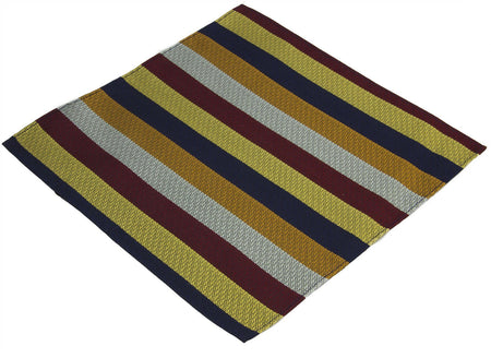 RAF Regiment Silk Non Crease Pocket Square - regimentalshop.com
