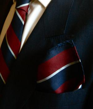 Royal Air Force Silk Pocket Square - regimentalshop.com