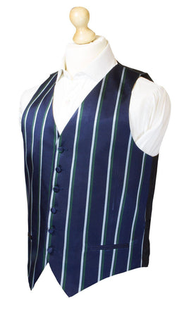 Royal Corps of Signals Silk Waistcoat - regimentalshop.com