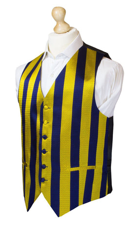 Princess of Wales's Royal Regiment Silk Non Crease Waistcoat - regimentalshop.com