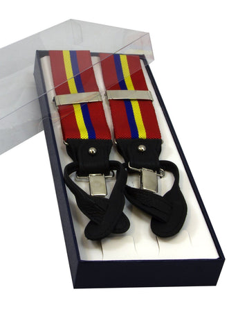 Sandhurst  Braces - new colours - regimentalshop.com