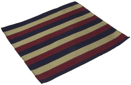 Light Dragoons Silk Non Crease Pocket Square - regimentalshop.com