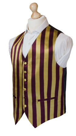 Royal Regiment of Fusiliers Silk Non Crease Waistcoat - regimentalshop.com