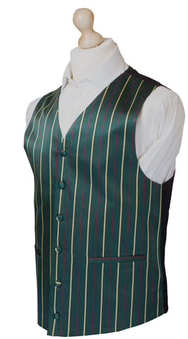 South Staffordshire Regiment Polyester Waistcoat