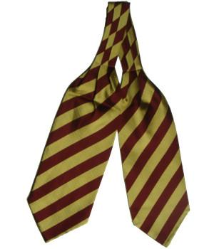 Royal Regiment of Fusiliers Silk Non Crease Cravat