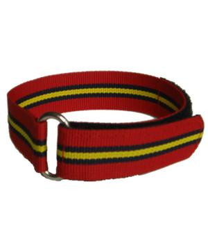 "Royal Artillery ""Stable Belt"" Sports Watch Strap - regimentalshop.com"
