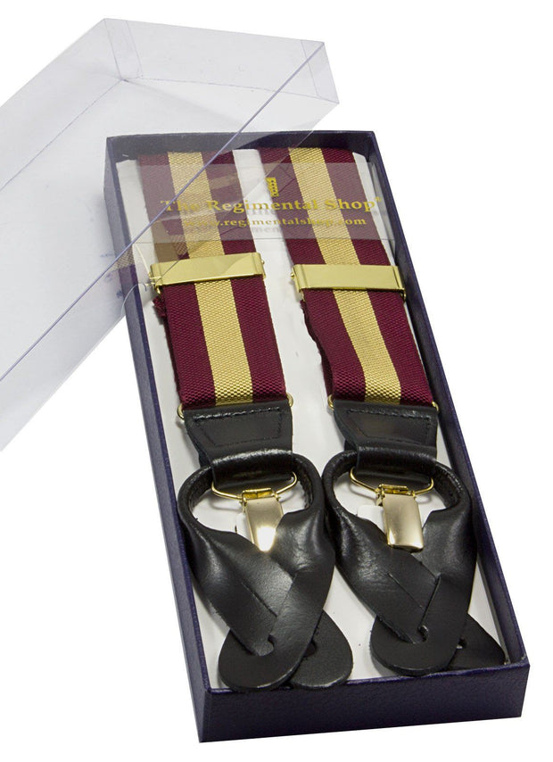 Royal Regiment of Fusiliers Braces - regimentalshop.com
