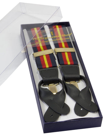 Royal Anglian Regiment Braces - regimentalshop.com