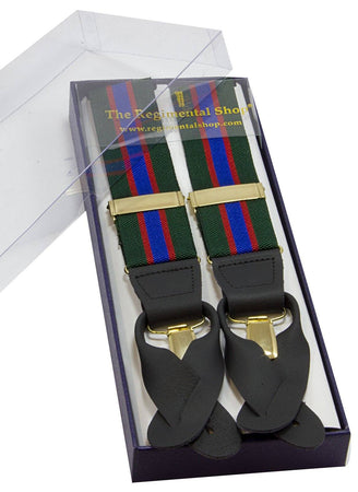 Royal Irish Regiment Braces - regimentalshop.com
