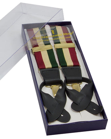 Mercian Regiment Braces - regimentalshop.com