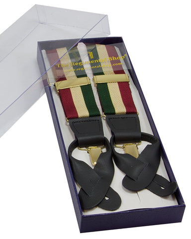 Mercian Regiment Braces