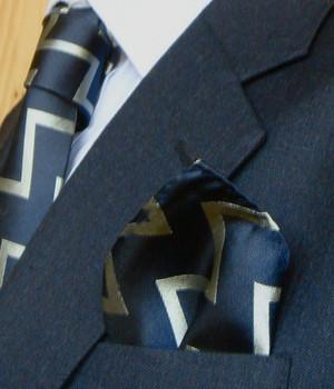 Fleet Air Arm Silk Pocket Square - regimentalshop.com