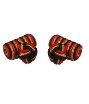 REME Barrel Cufflinks