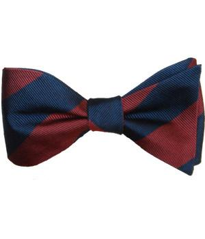 Household Division Silk (Self Tie) Bow Tie