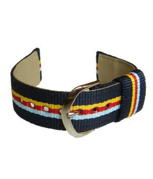 Corps of Army Music Two Piece Watch Strap - regimentalshop.com