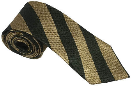 8th King's Royal Irish Hussars Silk Non Crease Tie - regimentalshop.com