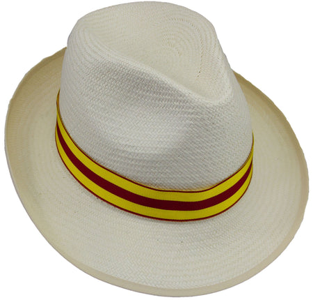 9th/12th Royal Lancers Panama Hat - regimentalshop.com